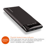 HyperGear 16000 mAh universele dubbele USB-led Power Bank_