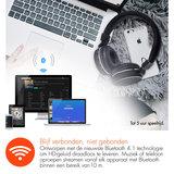 HyperGear V60 Metal Wireless Hoofdtelefoon Zwart_