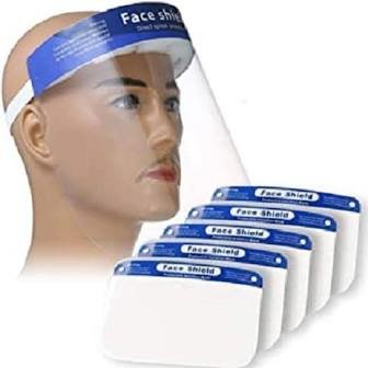 Face Shield spatmasker