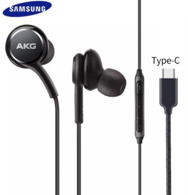 Samsung headset usb typ c black