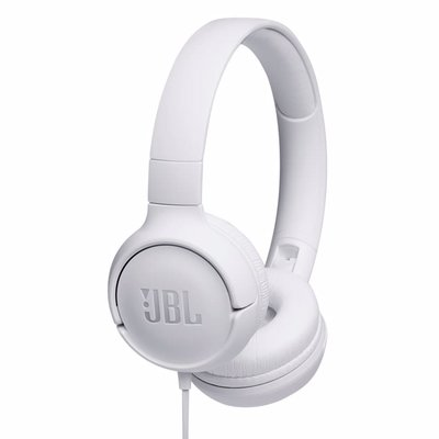 JBL headphone T500 on ear wit