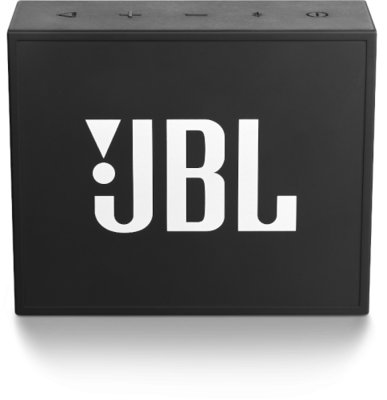 JBL go plus portable BT speaker zwart