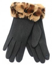 Handschoenen voor Dames grijs