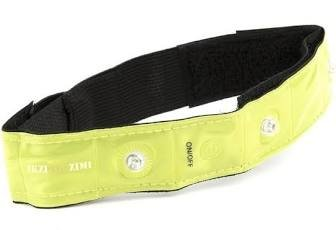 Ikzi light armband geel