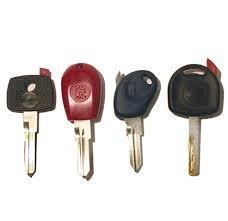 Auto sleutel met startonderbreker