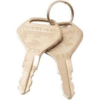 Motor sleutels