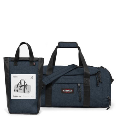 Eastpak reader S+ triple denim