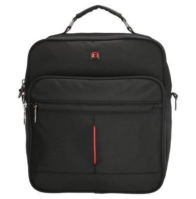 Enrico benetti Black travelbag 15 inch