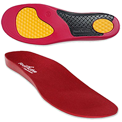 Foot Active Workmate inlegzool