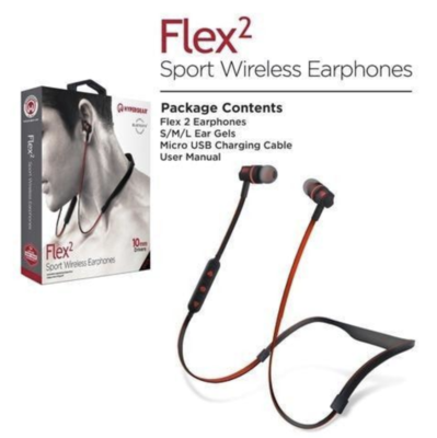 HyperGear Flex2 Wireless Earphones