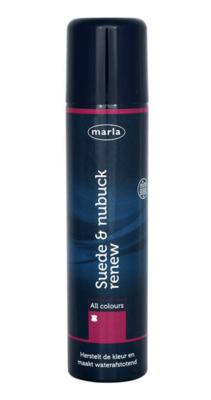 Marla Suède & Nubuck Renew Spuitbus