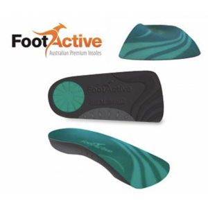 Foot Active Casual inlegzool